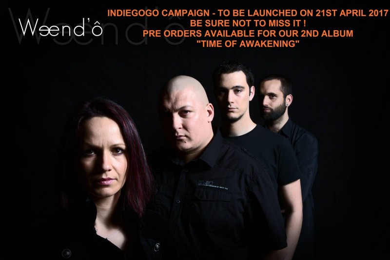 Weendo indiegogo campaign to be launched
