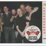 Weend'ô #3 in Best New Band (Classic Rock Society UK)